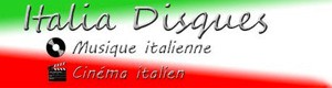 ITALIA DISQUES - CD & DVD ITALIENS