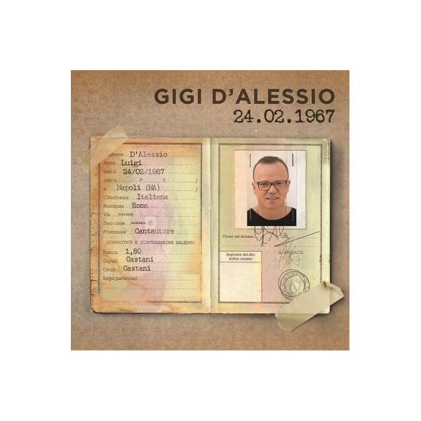 GIGI D'ALESSIO     24/2/67