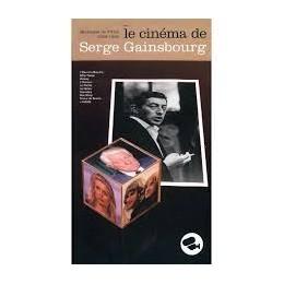 Le cinéma de Serge Gainsbourg