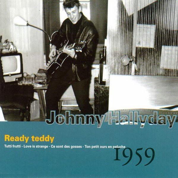 Johnny Hallyday Ready Teddy