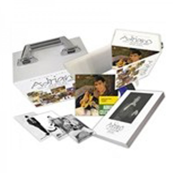 45 Laps Adriano Celentano Box from 1958 to 1963