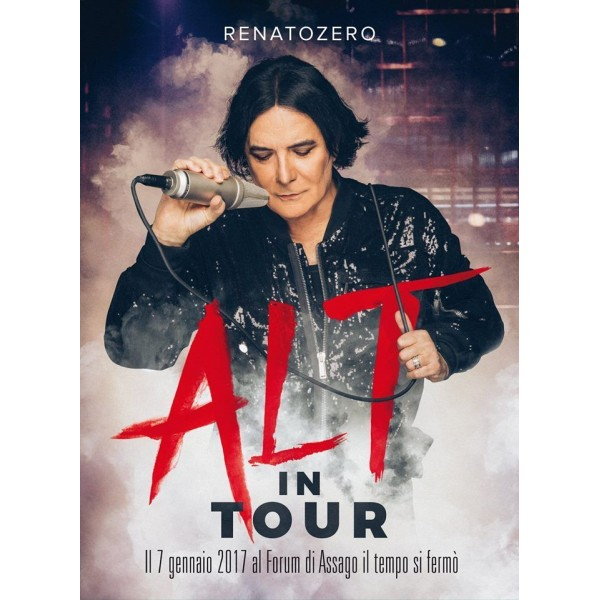 Renato Zero Alt In Tour