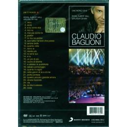Claudio Baglioni one world tour 2010