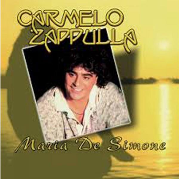 Carmelo Zappulla - maria de simone
