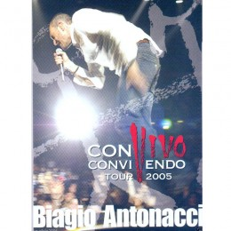 biaggio antonacci - convivo tour 2005