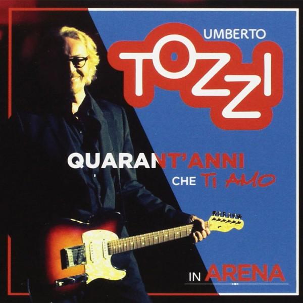 Umberto Tozzi Live all'arena di verona 40 anni che ti amo