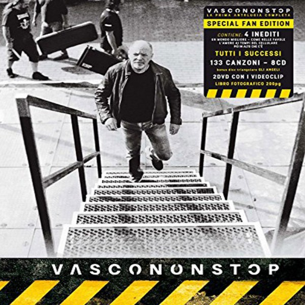 Vasco Rossi Vascononstop (Box9cd+2DVD)