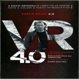 Vasco Rossi 4.0 Box