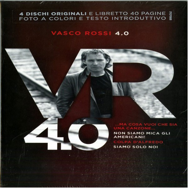 Vasco Rossi 4-0 Box