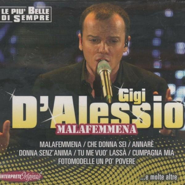 Gigi D'Alessio  Malafemmena