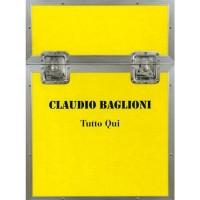Claudio Baglioni Tutto qui box giallo