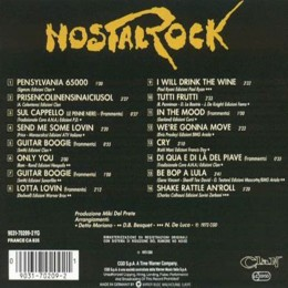 Adriano Celentano -  Nostalrock
