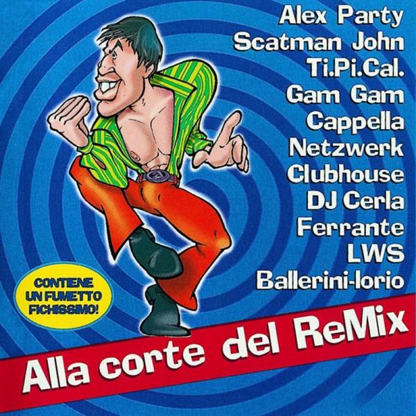 Adriano Celentano -  Alla corte del re-mix
