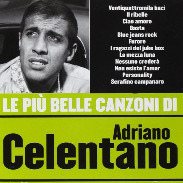 Adriano Celentano Le piu belle canzoni di
