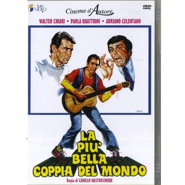 Adriano Celentano La Piu Bella Coppia Del Mondo