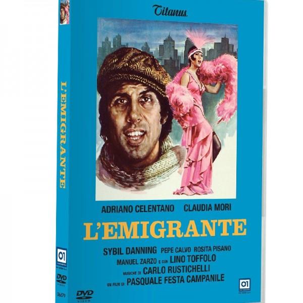Adriano Celentano L'Emigrante