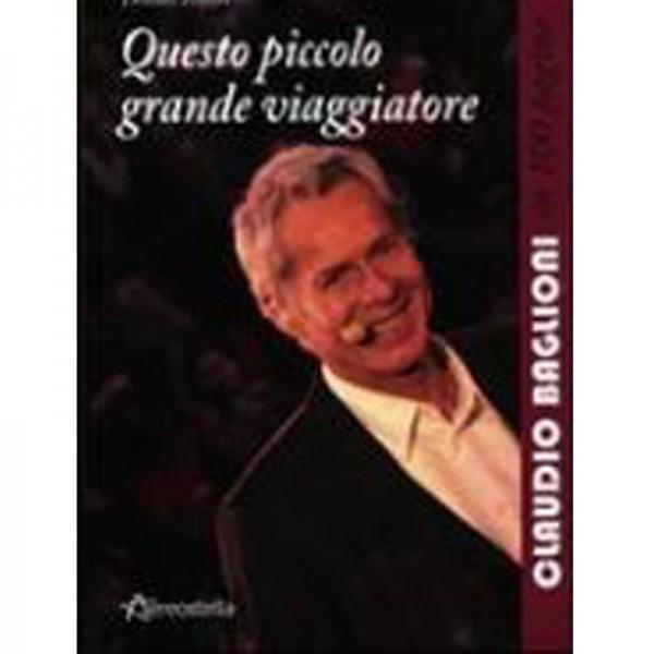 CLAUDIO BAGLIONI -  q.p.g.viaggiatore libro