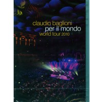 Claudio Baglioni one world tour 2010