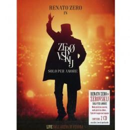 Renato Zero solo per amore live