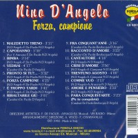 Nino D'Angelo - Forza Campione