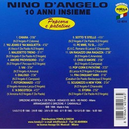 Nino D'Angelo 10 anni insieme