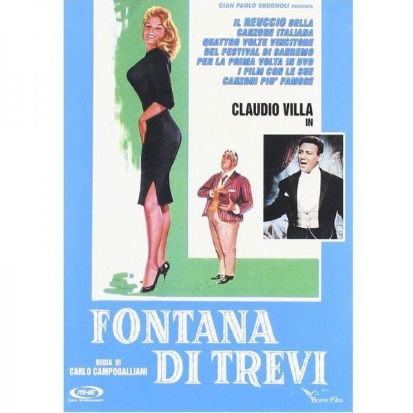 Claudio Villa - Fontana di Trevi