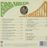 Claudio Villa canta l'operetta
