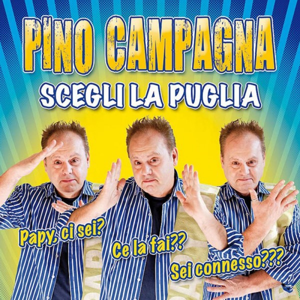 Pino Campagna scegli la puglia