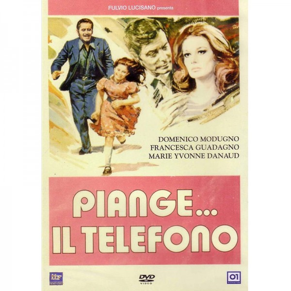 Domenico Modugno Piange il Telefono