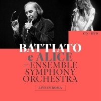 Franco Battiato Alice live in Roma