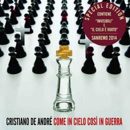 Cristiano De Andre  Come in cielo cosi in guerra