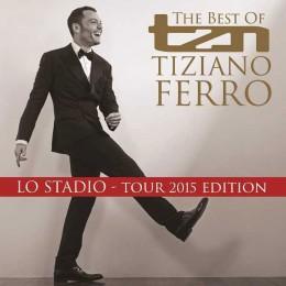 Tiziano Ferro Tzn Lo Stadio Tour 2015