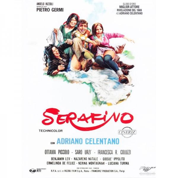 Adriano Celentano Serafino