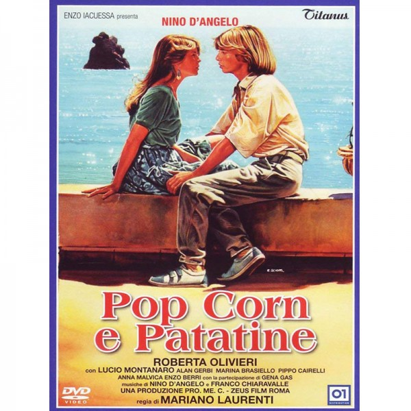 Nino D'Angelo Pop Corn E Patatine