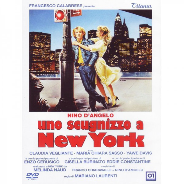 Nino D'Angelo Uno Scugnizzo A New York