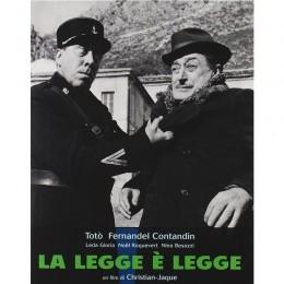 Toto' Fernandel La Legge E Legge