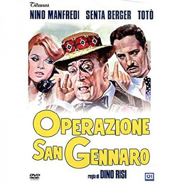 Toto' Operazione San Gennaro