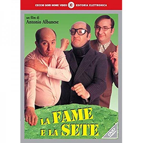 La Fame E La Sete Antonio Albanese