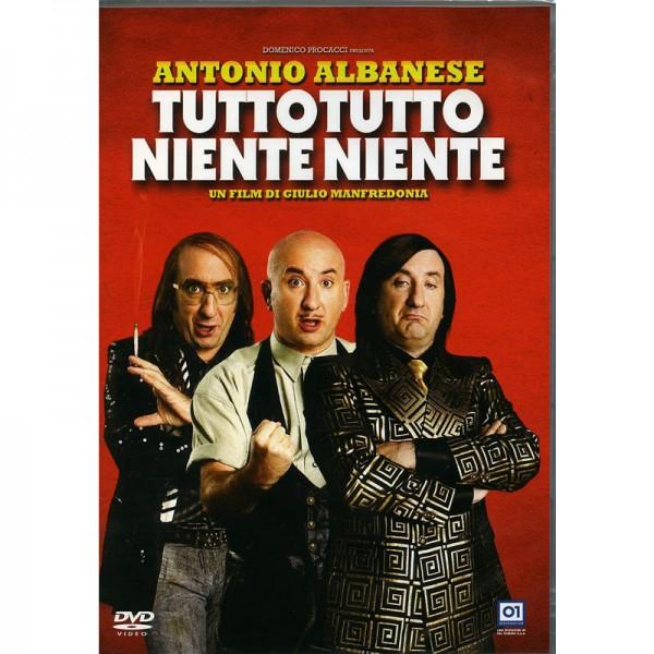 Tutto Tutto Niente Niente Antonio Albanese