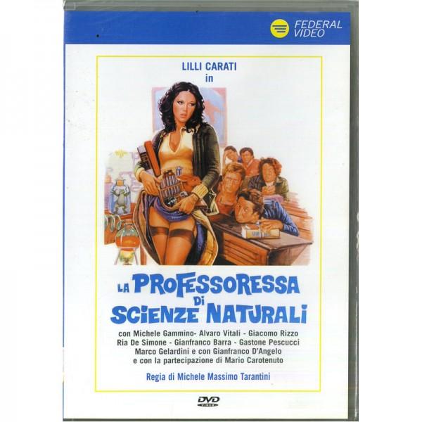Alvaro Vitali La Professoressa Di Scienze Naturali
