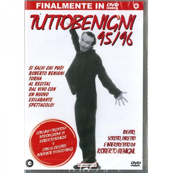 Roberto Benigni Tutto Benigni 95-96