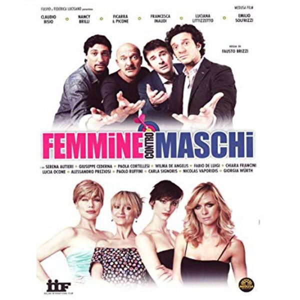 Femmine Contro Maschi Bisio Claudio