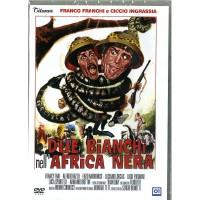 Franco Ciccio Due Bianchi Nell'Africa Nera