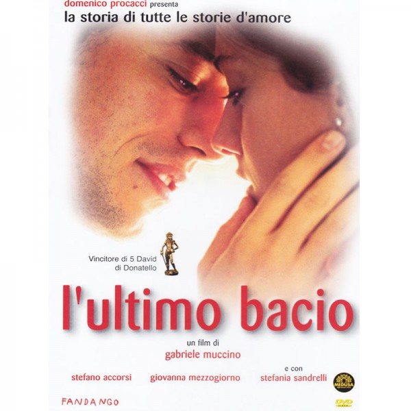 L'Ultimo Bacio Pierfrancesco Favino