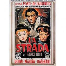 La Strada Federico Fellini