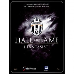 Juventus I Fantasisti Hall of Fame