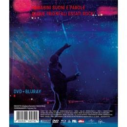 Vasco Rossi Vasco Nonstop Live 018+019 (DVD+B.Ray)
