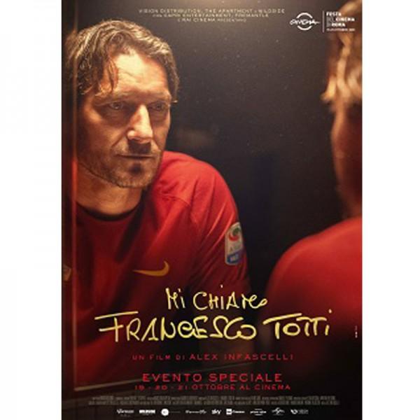 Francesco Totti Mi Chiamo F Totti