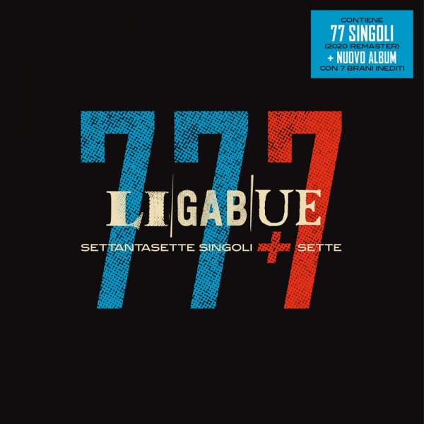 Ligabue 77Singoli+7(Box 8cd)