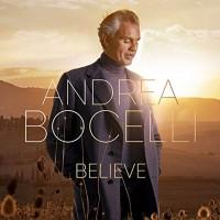 Andrea Bocelli Believe (Edt. Digipack Deluxe+3 Brani)